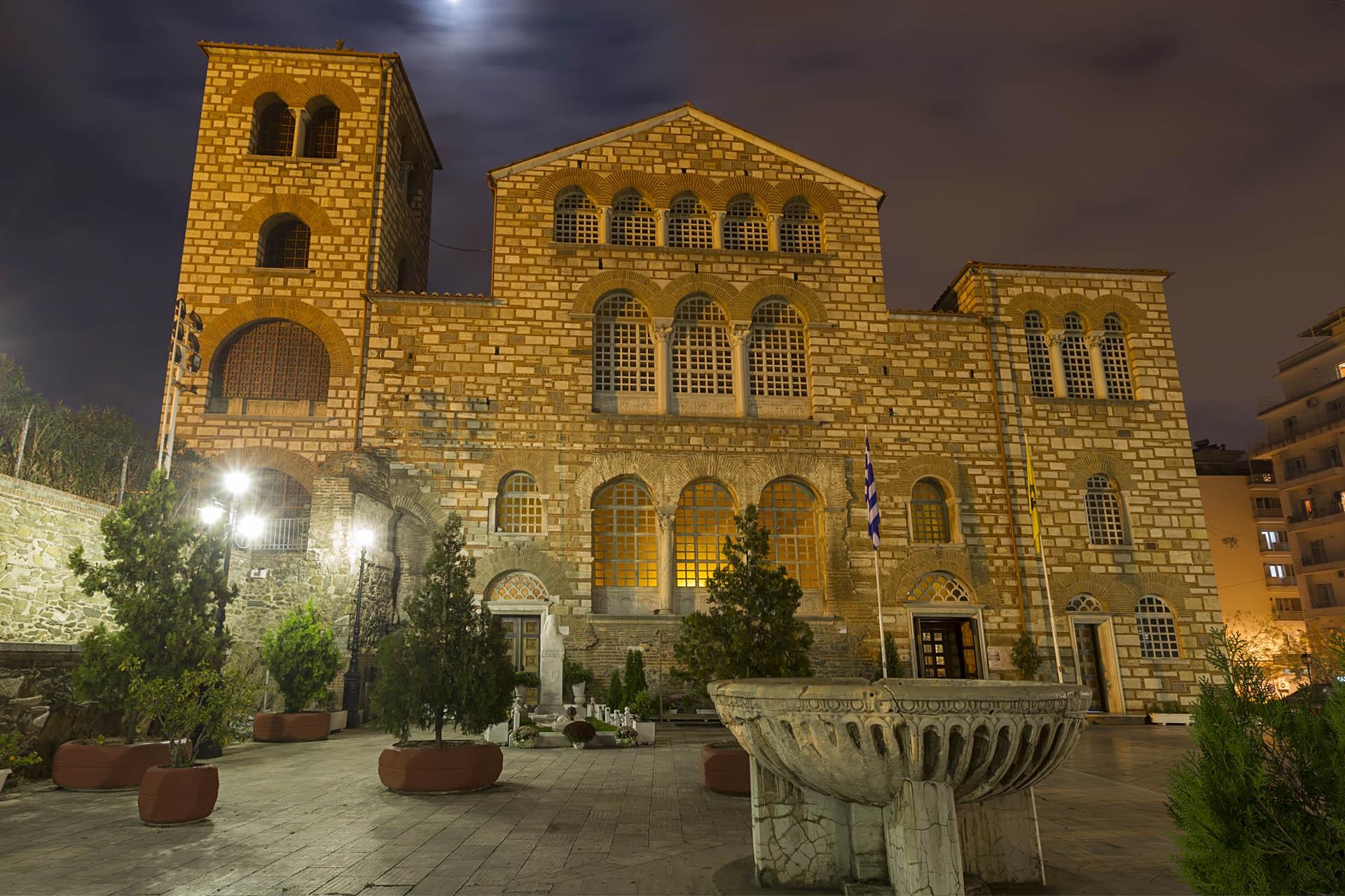 Church of Agios Demetrius - GTP